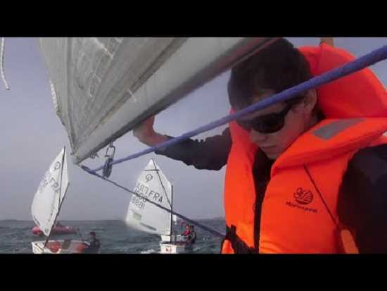 Film Video Handicap voile adaptée Bretagne court métrage