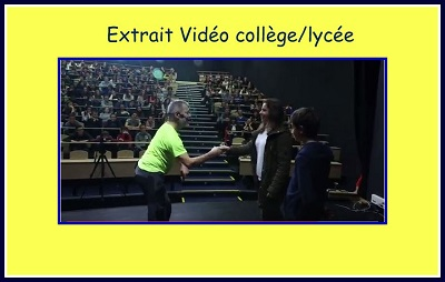 handicap sensibilisation college lycee